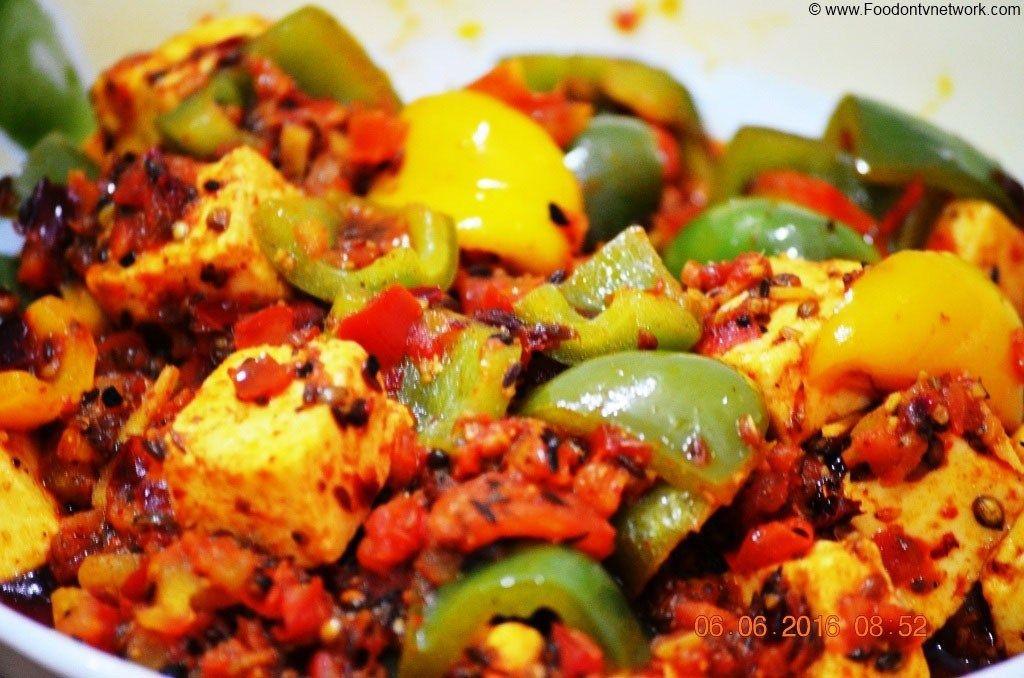 Easy kadai paneer recipe punjabi recipe punjabi cuisine easy kadai paneer recipe punjabi recipe punjabi cuisine forumfinder Images