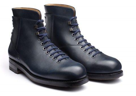 selección premium 742dc c0ca6 JM WESTON Bottine montagne | botas en 2019 | Zapatos hombre ...