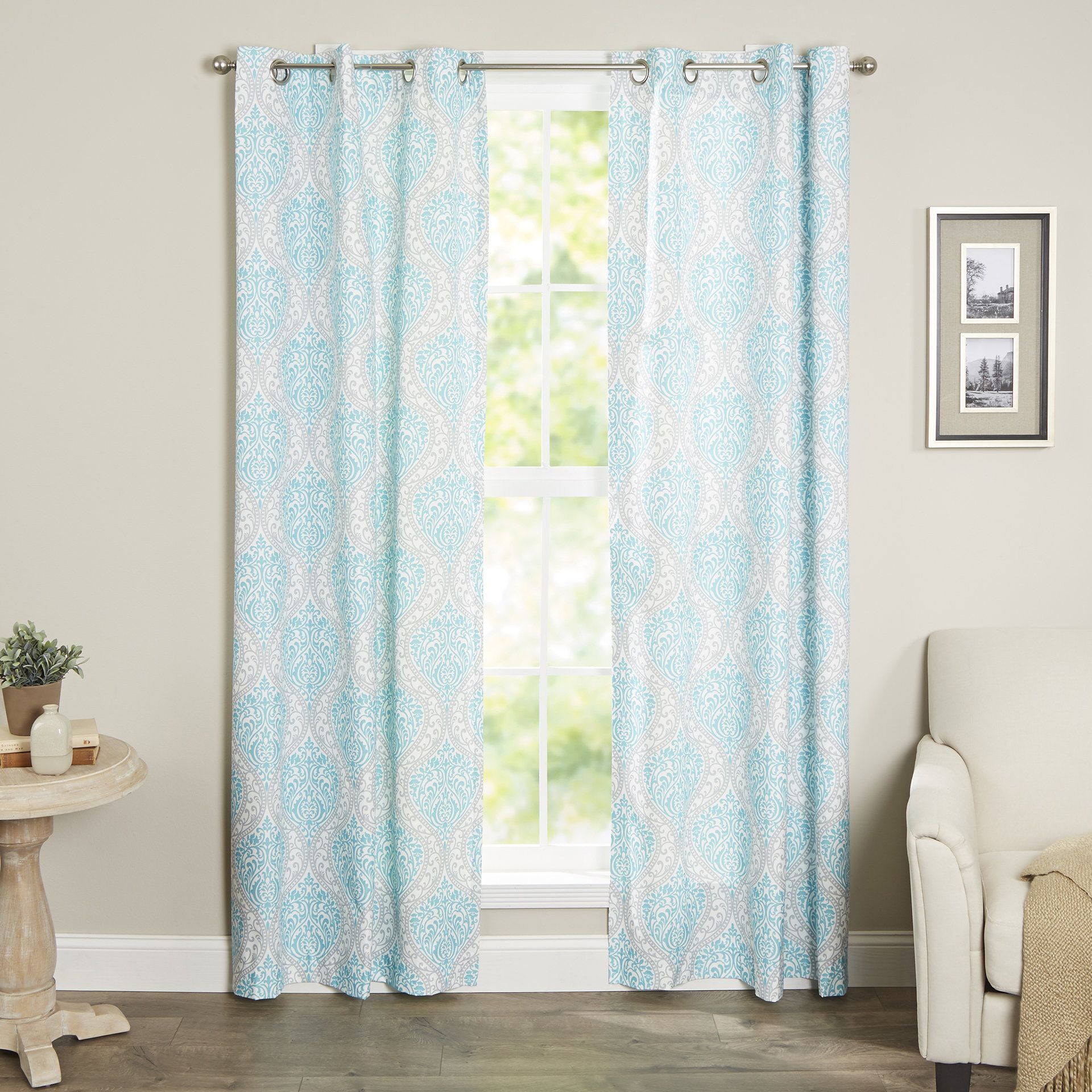 Curtains Grommet