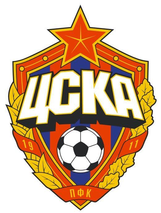 Pfc Cska Moscow Logo Eps Pdf Files