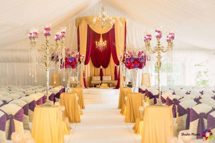 Luxury Wedding Decorations Floral Chicago Yanni Design Studio Luxury Wedding Decor Wedding Aisle Decorations Wedding Decorations