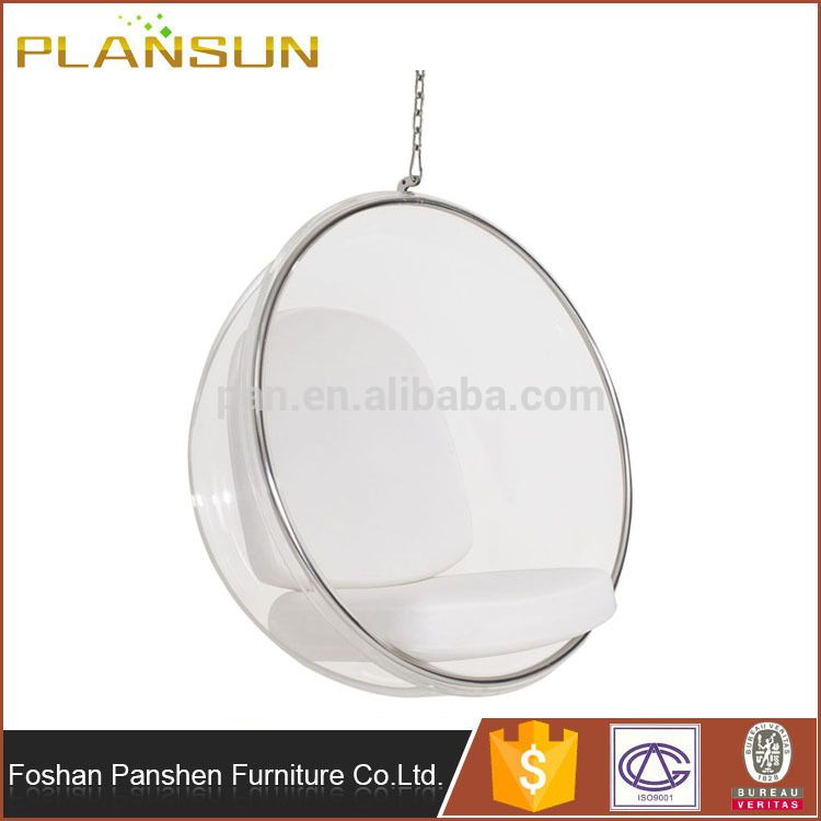 luxury living room furniture good quality eero aarnio hanging bubble chair buy hanging bubble chair product on alibabacom