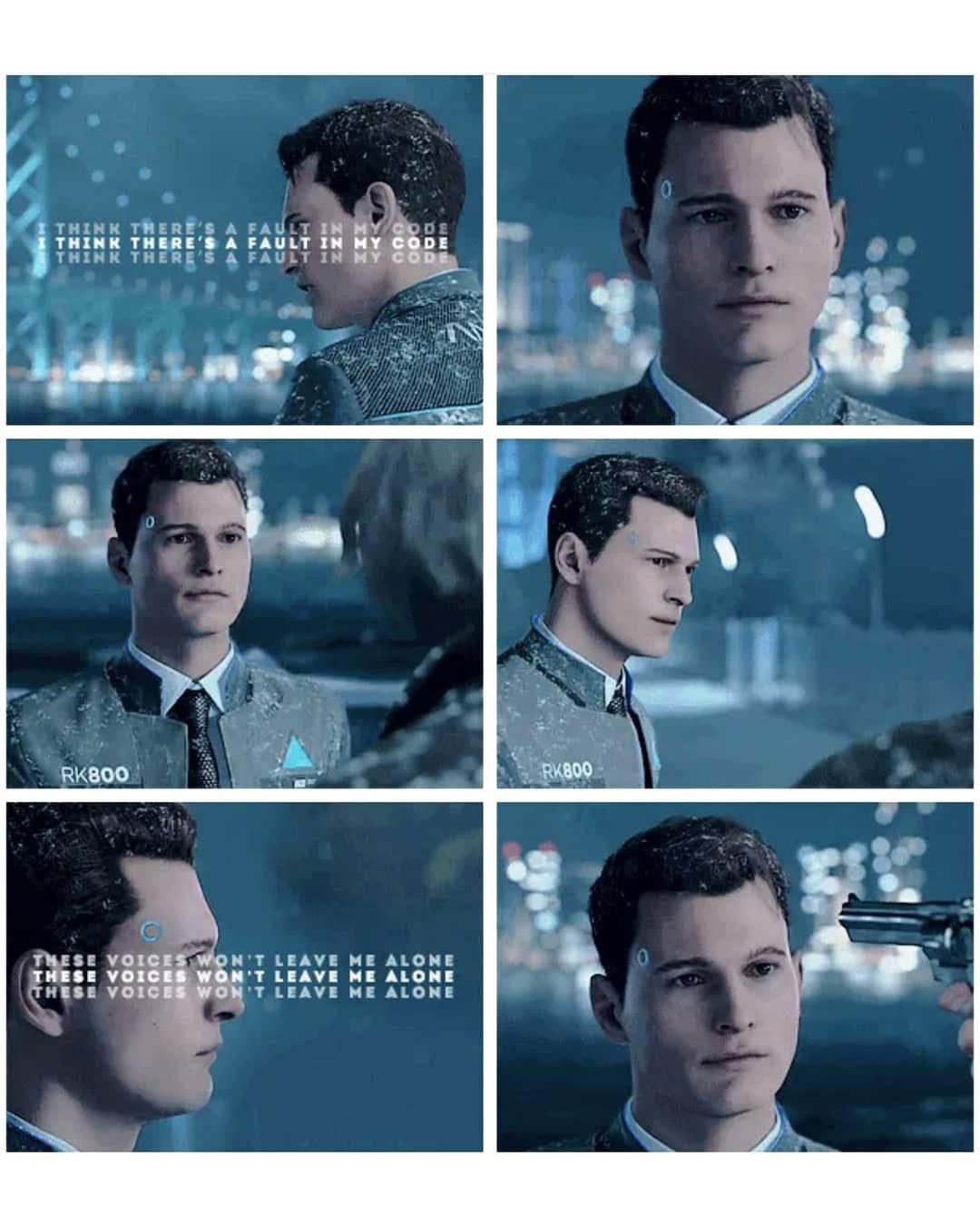 I love one (1) #android sent by #cyberlife  #bryandechart#detroitbecomehuman#detroitbecomehumanedit#detroitbecomehumanps4#detroitbecomehumanconnor#dbh#ps4#videogame#videogames#androids#futuristic#davidcage#edit#quote#quanticdreams#sony#e3#e32018#connor#connordetroitbecomehuman#rk800#rk800connor#rk900#cyberpunk#cyber#scifi#gamer