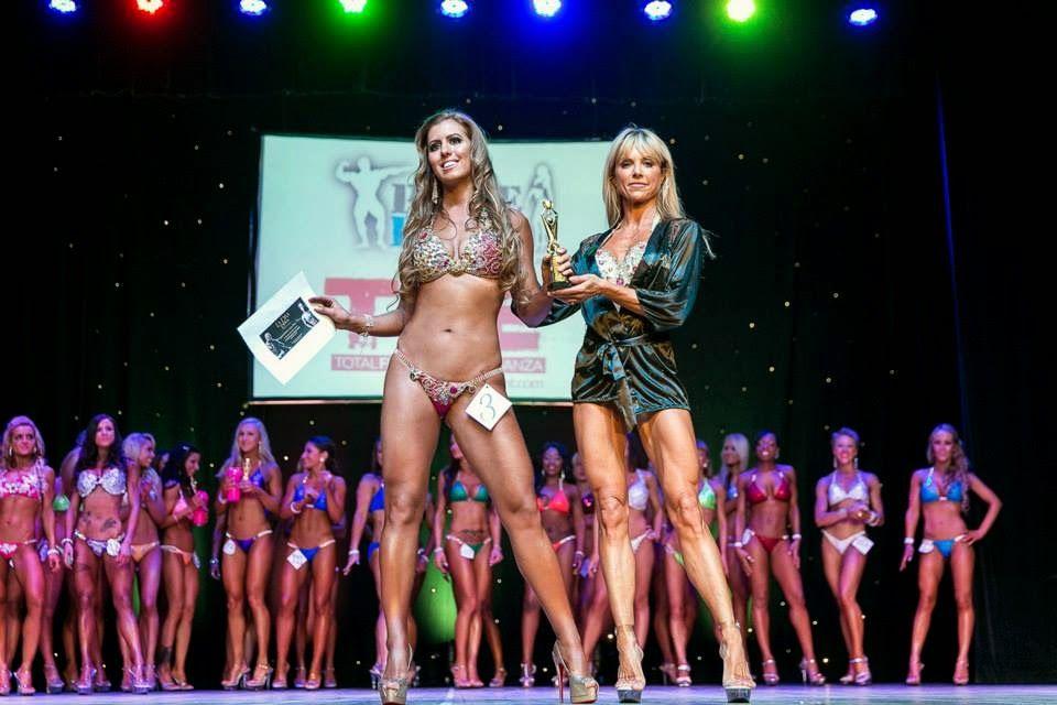 Maya bikini contest