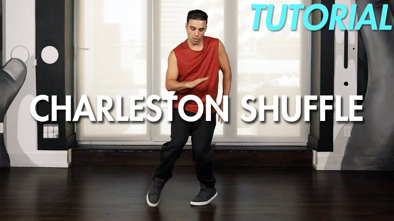 How To Do The Charleston Shuffle Hip Hop Dance Moves Tutorial