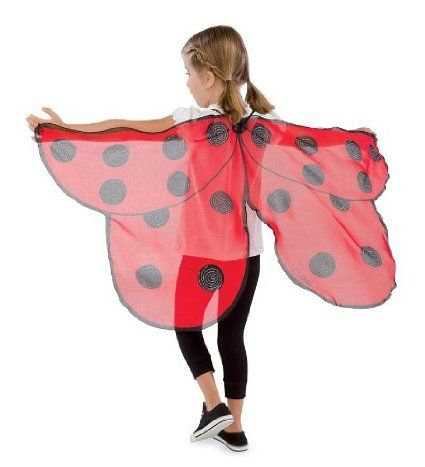 Piece opinion ladybug wings for adults accept