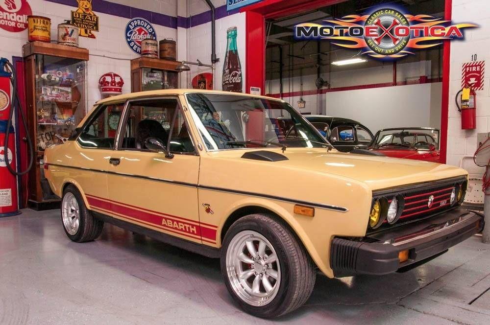 1978 Fiat 131 Mirafiori For Sale 1923875 Hemmings Motor News