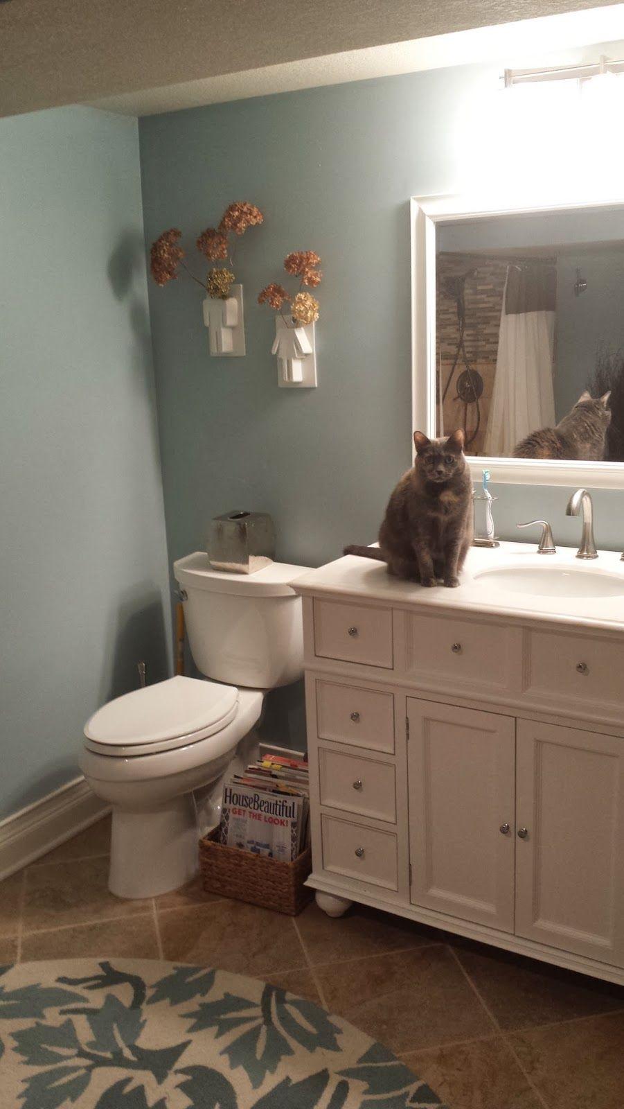 Travertine Bathroom Paint Color Google Search