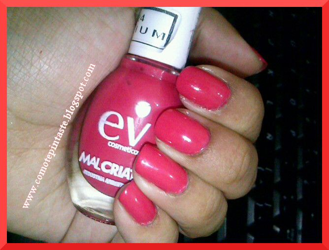 Letra E (Reto ABC en español) #swatches #nails #uñas #comotepintaste ...