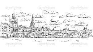 Vysledek Obrazku Pro Kresleny Obrazek Prahy Kresba Pinterest