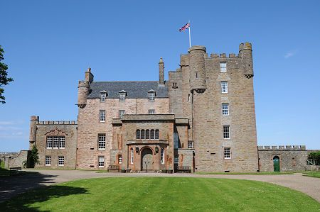 The Castle of Mey Seen from the South