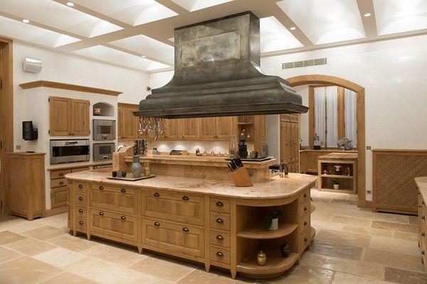 Cuisine luxe ch teau de fleurac p rigord les plus belles cuisines les plus belles cuisines - Belles cuisines ...
