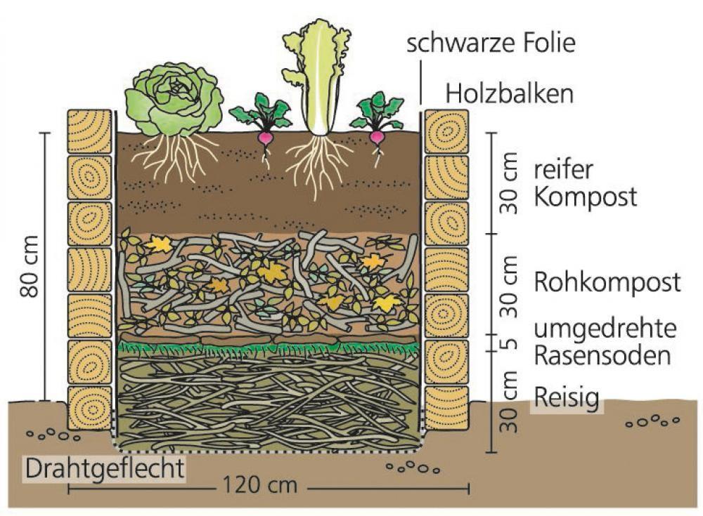 Hochbeet Hochbeet Garten Hochbeet Bepflanzung
