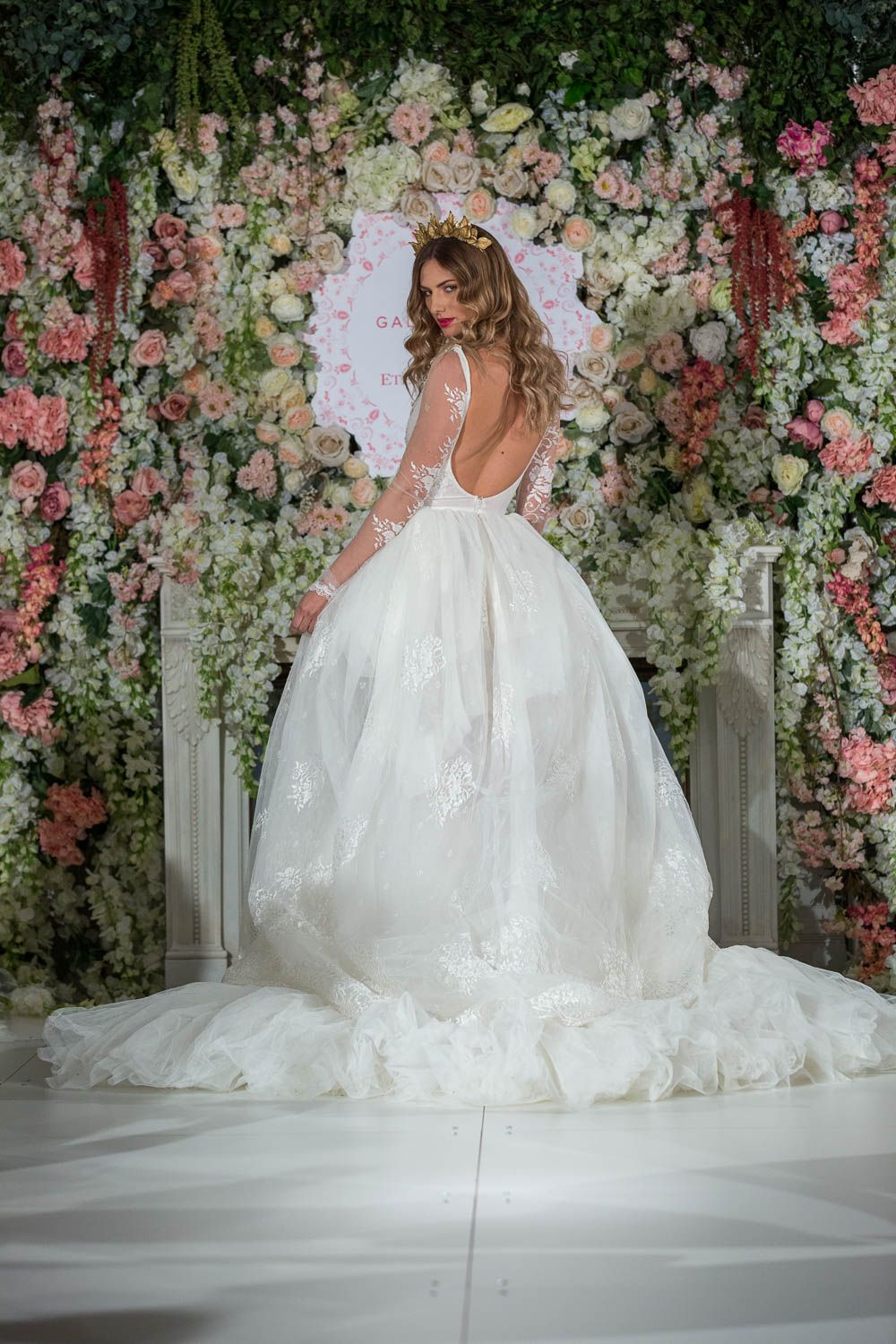 Wedding dress trunk show  Eternal Bridal Trunk show  Wedding  Pinterest  Galia lahav