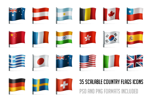 Country Flags Icon Set Country Flags Icons Flag Icon Malaysia Flag