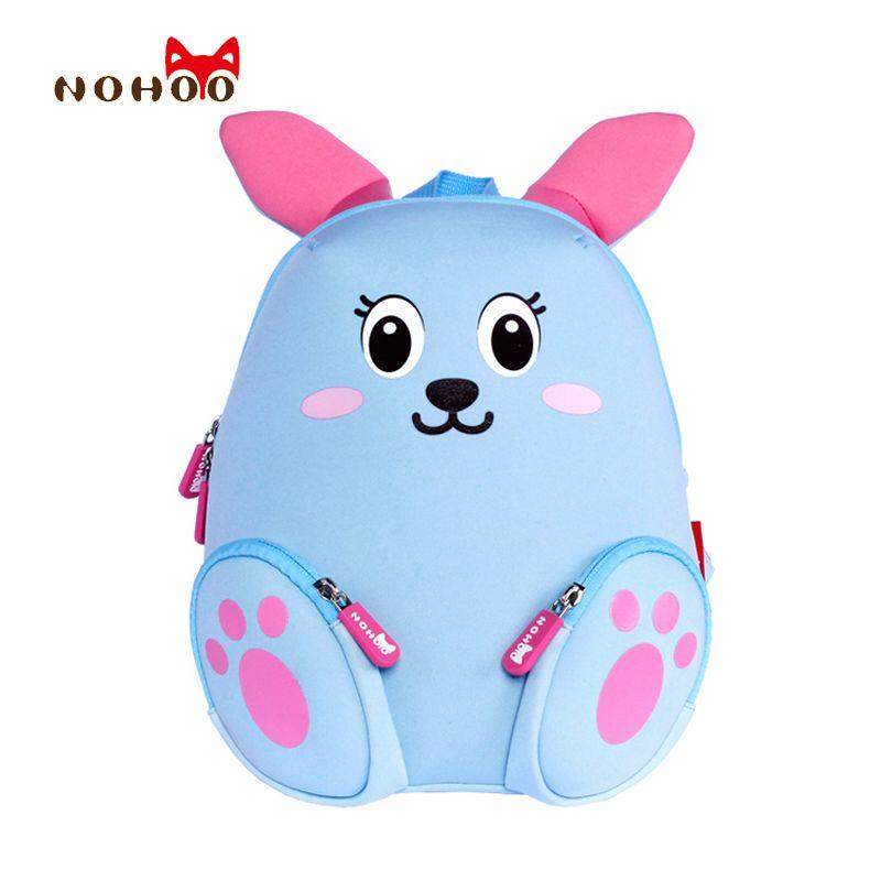Little Kids Cute Lightweight Backpack Rabbit