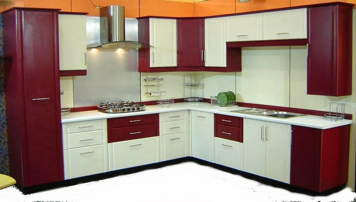 Kitchen Cabinet Color Combination Ideas | http://sinhvienthienan.net ...