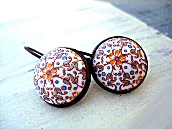 ALHAMBRA-earrings from dawanda