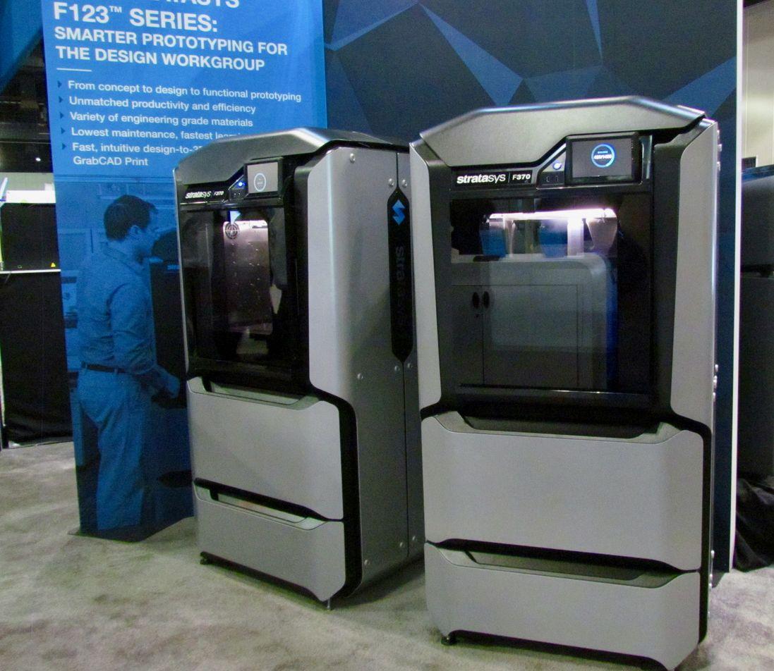 Stratasys' New F123 Series Make 3D Print Operations Far