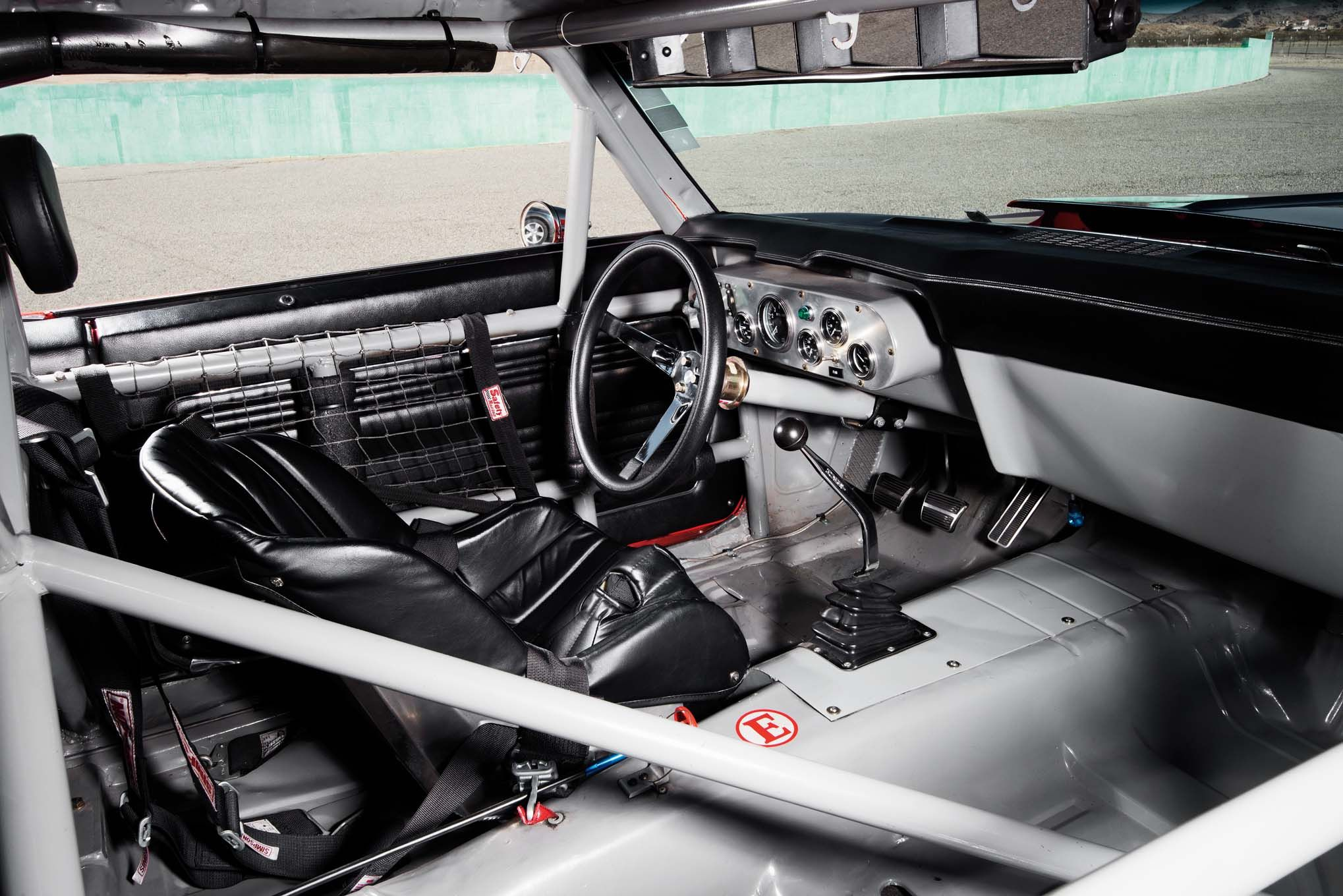Chevrolet Camaro Trans Am Race Car Interior Muscle Cars