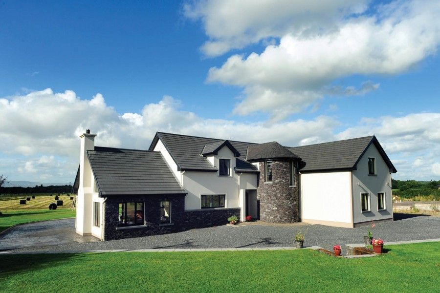 Co Clare Home House Styles House Exterior