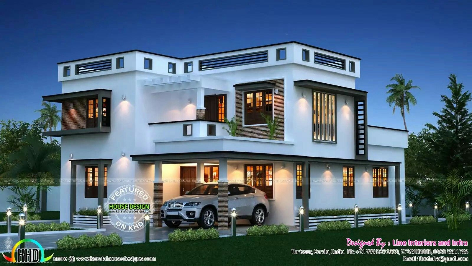 Pin Azhar Masood House Elevation Indian In 2019