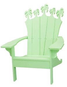 palm tree chair | OUTSIDE | Pinterest | Tree chair, DIY ...