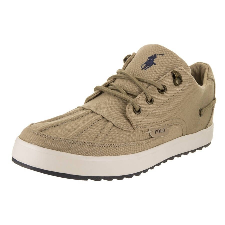 Polo Ralph Lauren Mens Ramiro Sk Vlc Casual Shoe