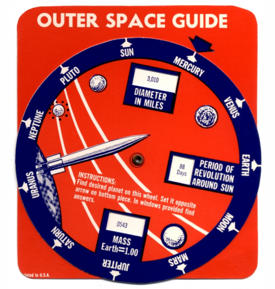 outer space guide