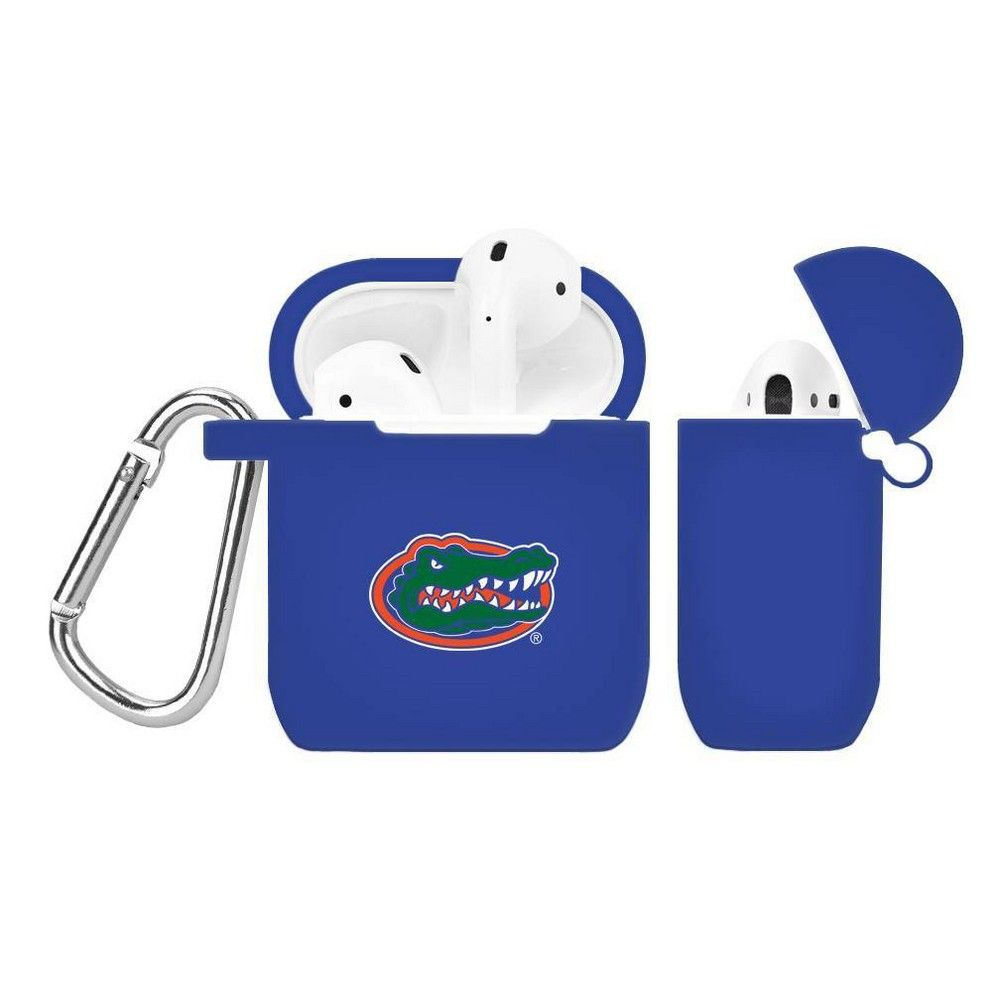 huge discount da205 b14b3 NCAA Florida Gators Silicone Cover for Apple AirPod Battery Case in ...