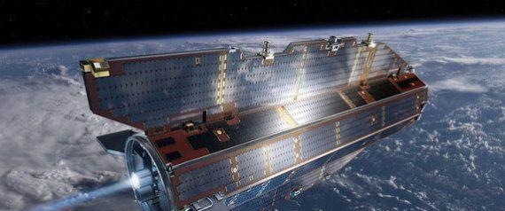 European GOCE Satellite Falls To Earth In Fiery Death Dive