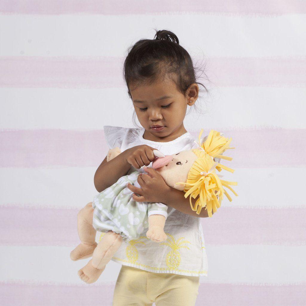 Baby Stella Blonde Doll Baby Stella Manhattan Toy