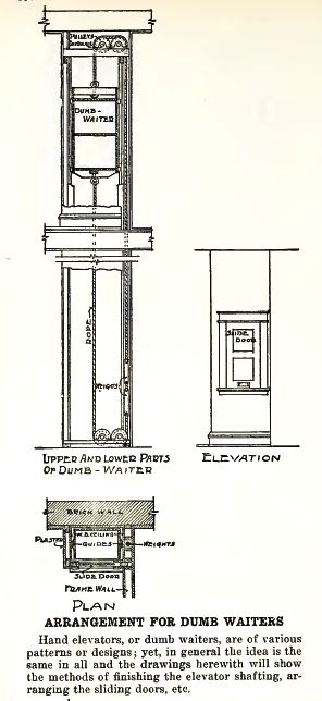 Going Dutch Colonial Style Our Cold Cellar Missing Dumb Waiter Dumb Waiter Dumb And Dumber Waiter