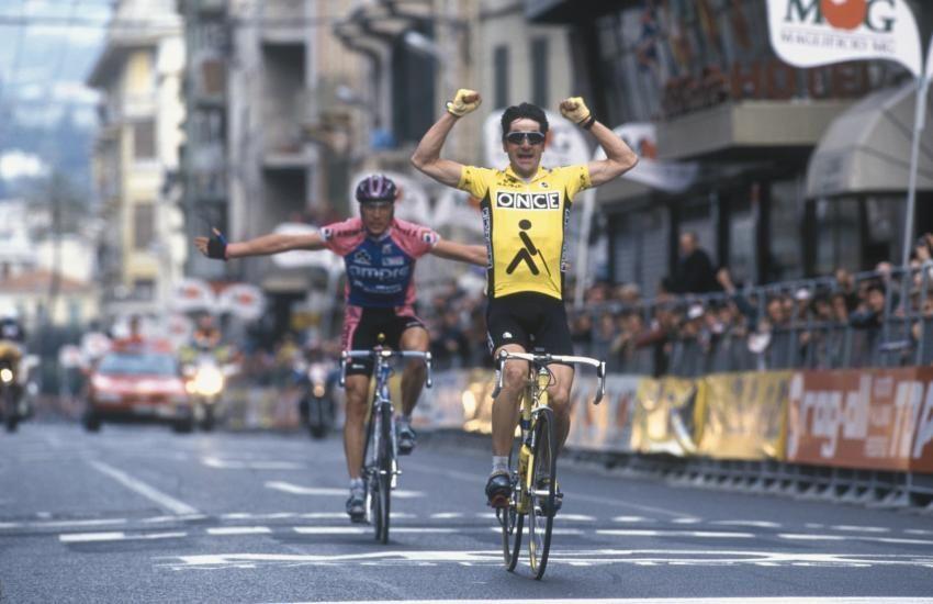 Milan San Remo 1995 Laurent Jalabert   Ciclismo, Remo