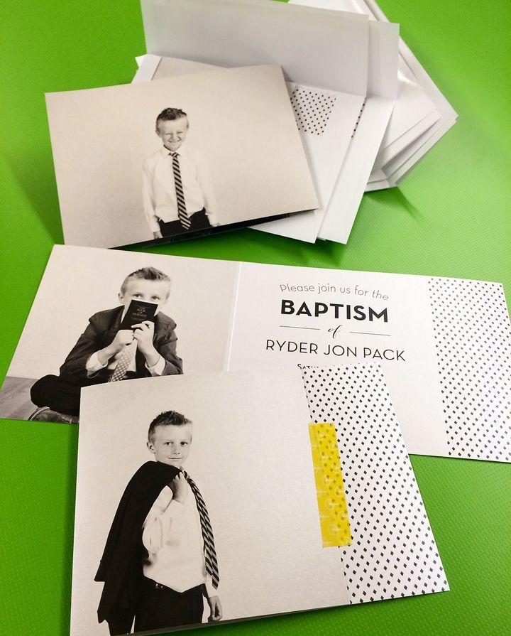 LDS Baptism Event - | Bautismo, Primaria sud y LDS