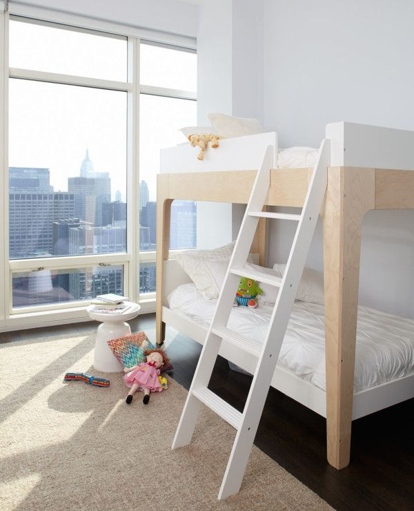 One Beacon Court By Tara Benet Modern Kids Room Modern Bunk Beds Bunk Bed Designs