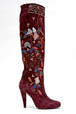 Amazing Price Geniue Stockist Online Roger Vivier Woman Buckled Suede Boots Violet Size 38.5 Roger Vivier 27zScFboJ