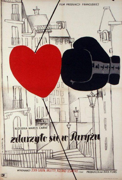 Wiktor Gorka, L'Air de Paris, 1956