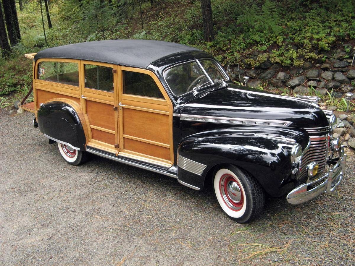 113 best Chevrolet: 1940 - 1947 images on Pinterest | Chevy ...