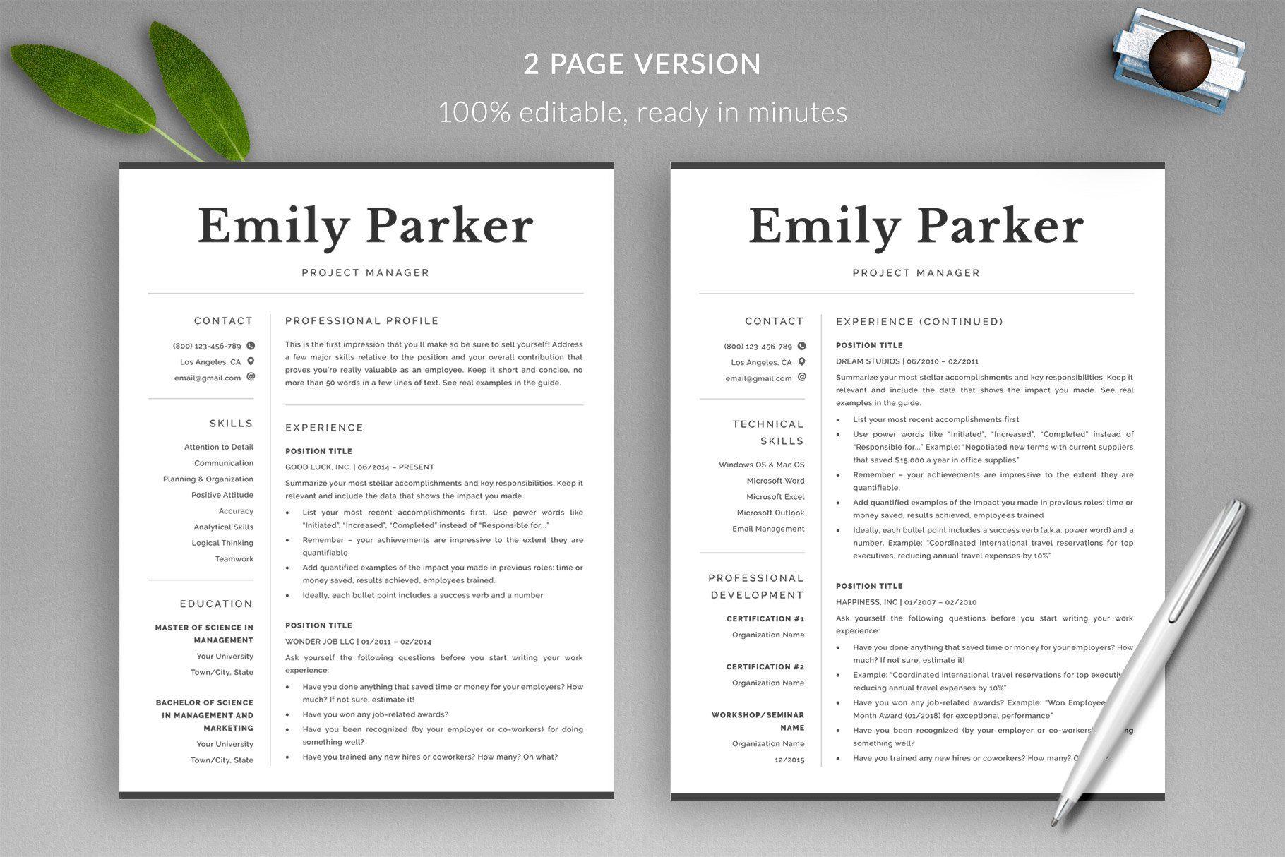 Resume Templates Resume Template Professional Resume Templates Resume Design Template