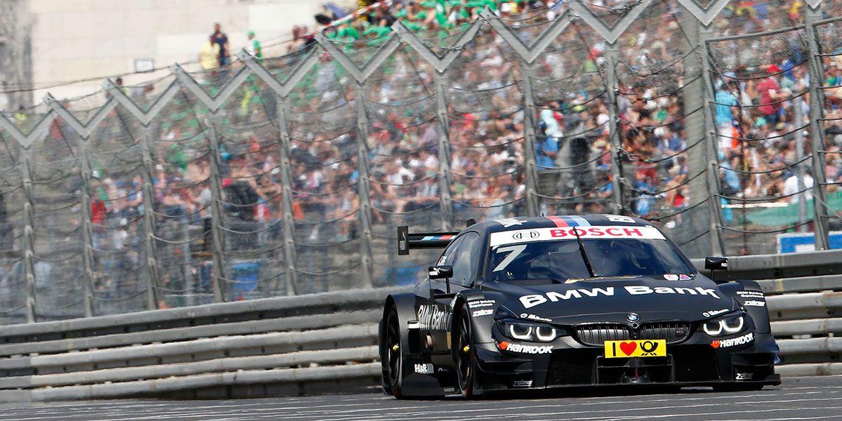 24 drivers - 24 questions: Bruno Spengler | DTM.com | Die offizielle Webseite