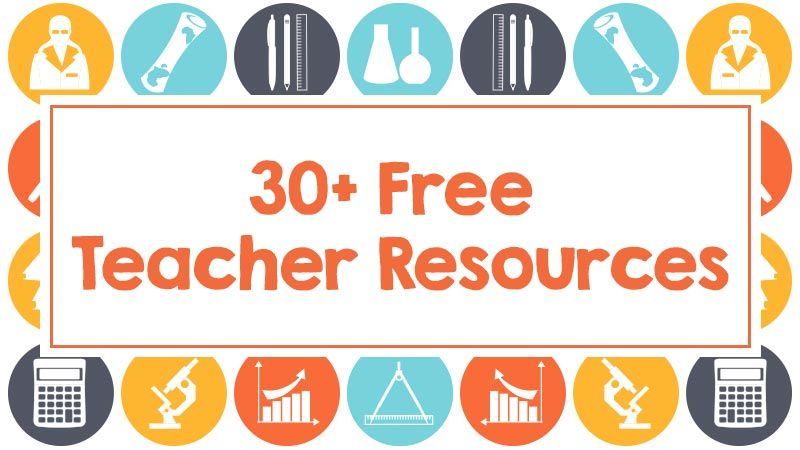 37 Amazing Sources For Free Teacher Resources Free Teacher Resources Teacher Resources Free Teacher Teacher websites for worksheets