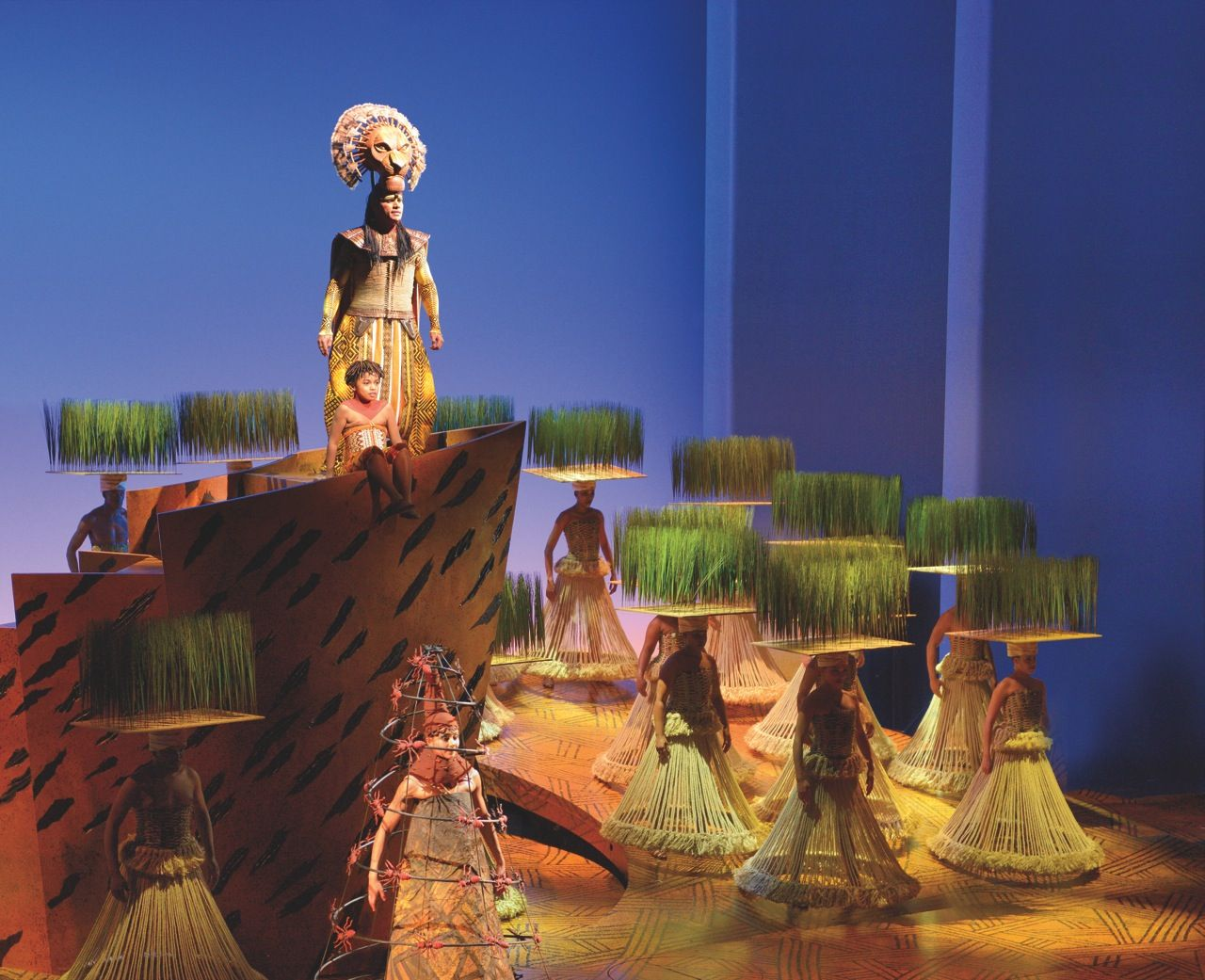 988610276af set design lion king broadway - Google Search