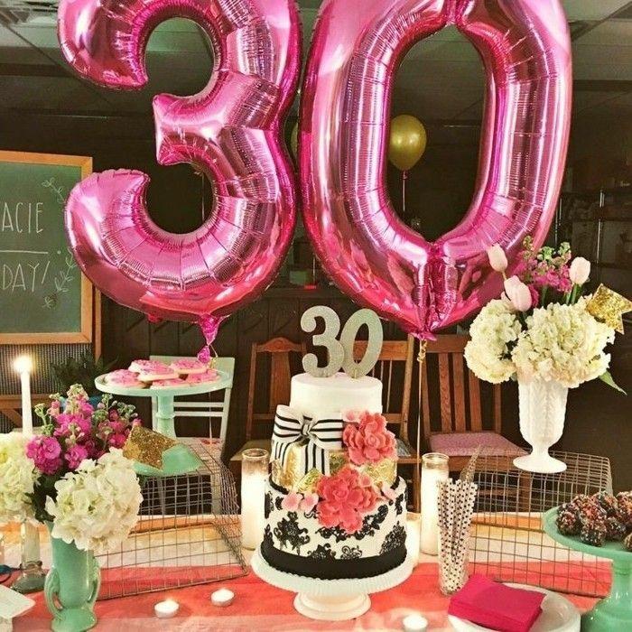 d co table anniversaire astuces et conseils en 71 photos anniversaire. Black Bedroom Furniture Sets. Home Design Ideas