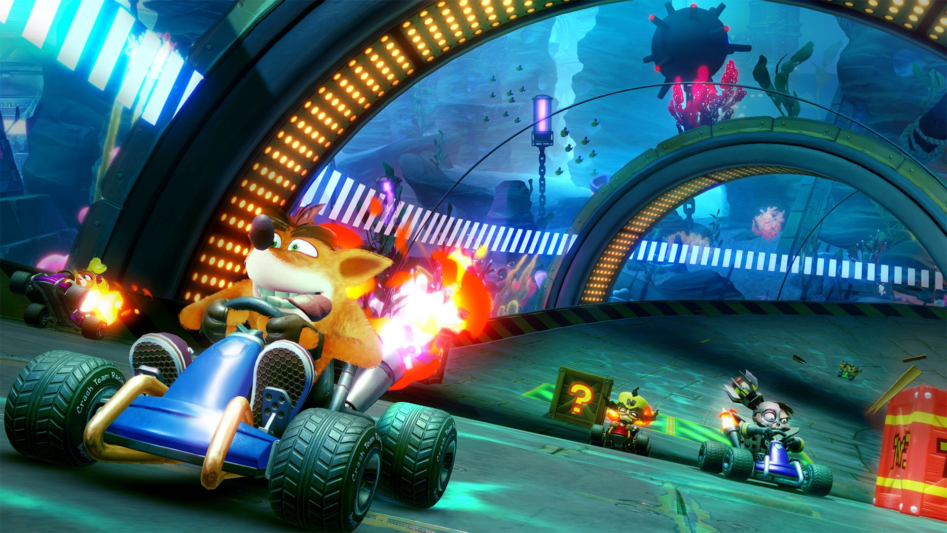 Crash Team Racing Nitro Fueled Guide How To Unlock All Characters