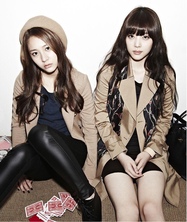 f(x) Krystal and Sulli