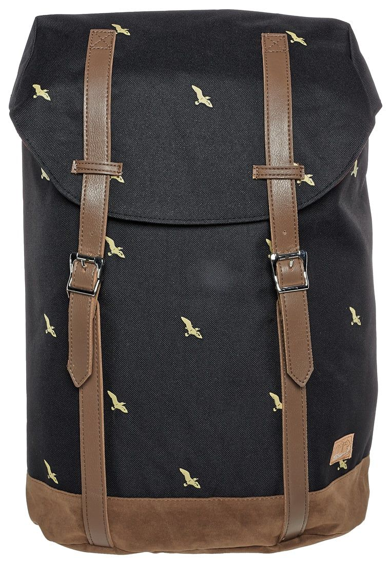 Spiral Bags Hampton Rugzak Bird Black Zalando Nl