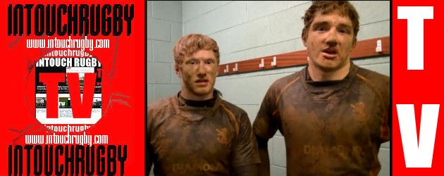 InTouch TVV Foyle College Players Niall Adair & Patrick Leeson Comment Post Schools Cup 2nd Round Game now live on www.intouchrugby.com