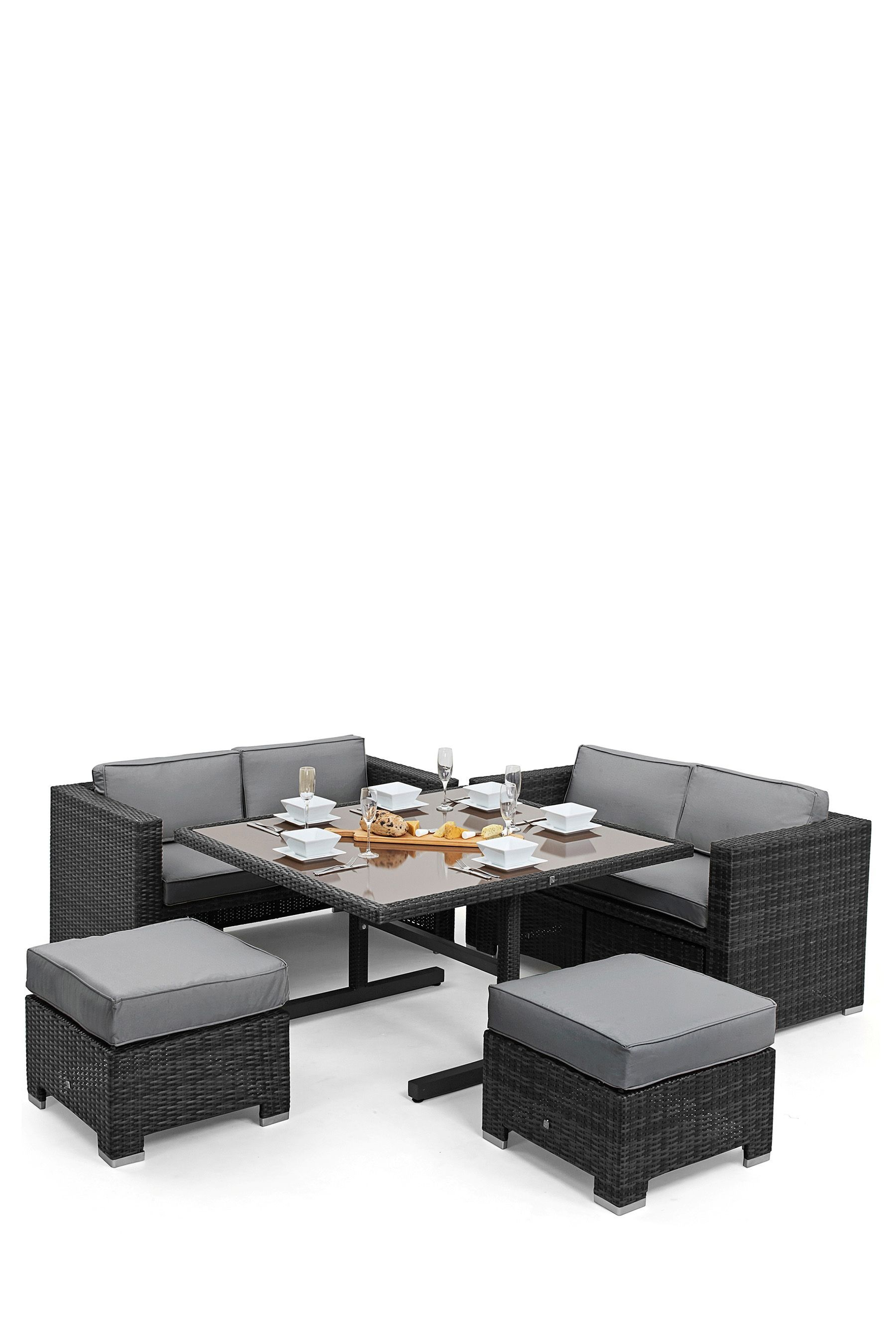 Best Buy Grey Cube Sofa Set From The Next Uk Online Shop With 400 x 300