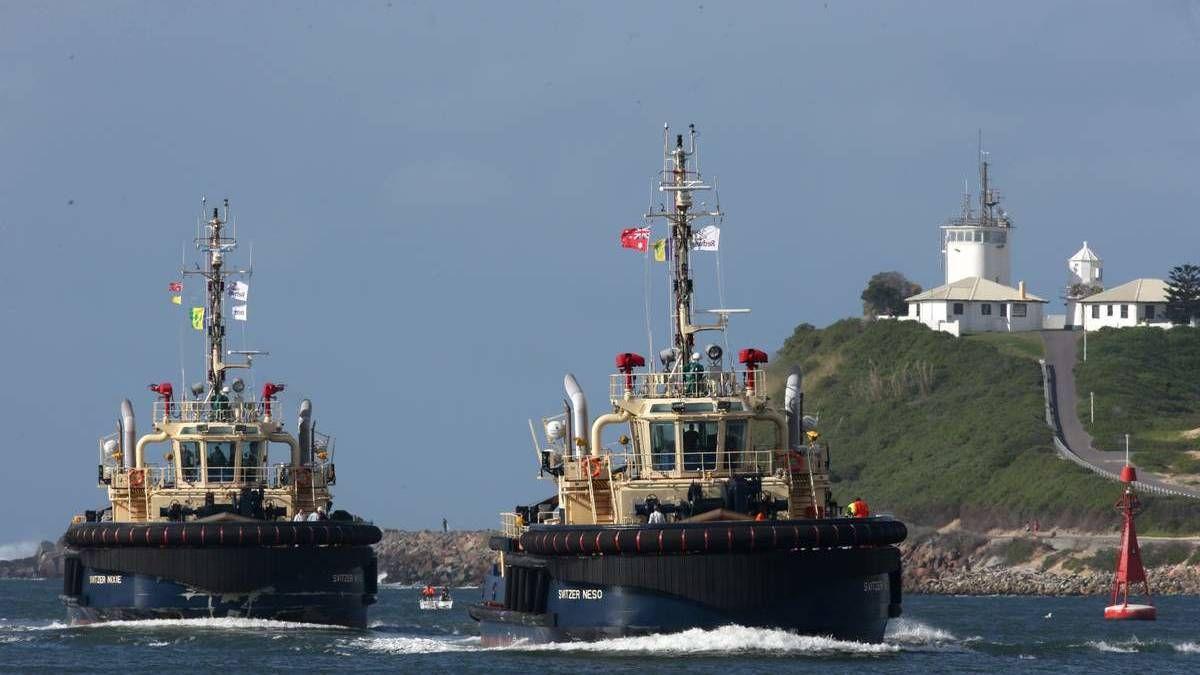 Svitzer will continue to operate in Newcastle, Australia